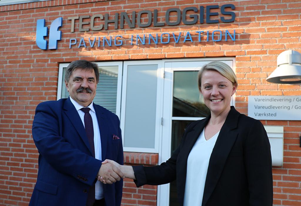 TF-Technologies - Paving